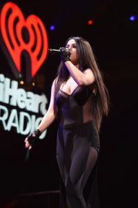 "La cantante se presentó en el ""Jingle Ball 2015"" en el Wells Fargo Center en Filadelfia. Foto: Getty Images"