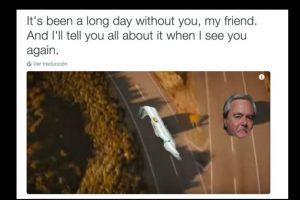 Federico Pinedo, quien fue presidente por 12 horas, también fue víctima de memes Foto:Twitter.com