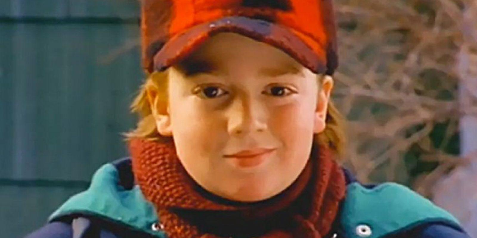 """""""Pete Wrigley"""" chico llegó a estar en escena con gente como Michael Stipe, líder de """"R.E.M"""". Foto:vía Nickelodeon"""