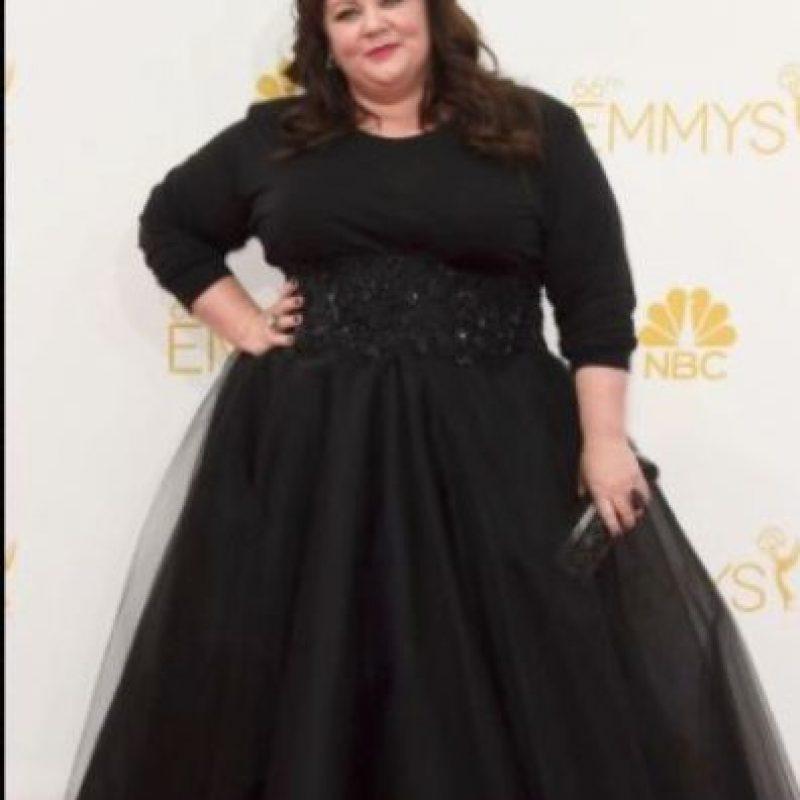 Luego se consagró como reina de la comedia. Foto:vía Getty Images