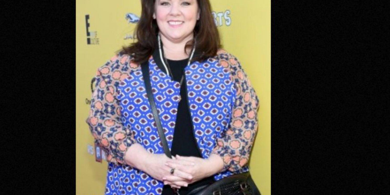 """Para 2011 interpretó uno de sus grandes papeles, el de """"Megan"""" en """"Bridesmaids"""", por el que fue nominada al Óscar. Foto:vía Getty Images"""