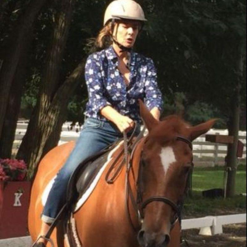 Es una reconocida actriz brasileña Foto:Vía instagram.com/eumaiteproenca