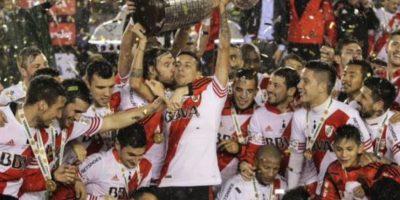 River Plate (Campeón de Conmebol) Foto:Getty Images