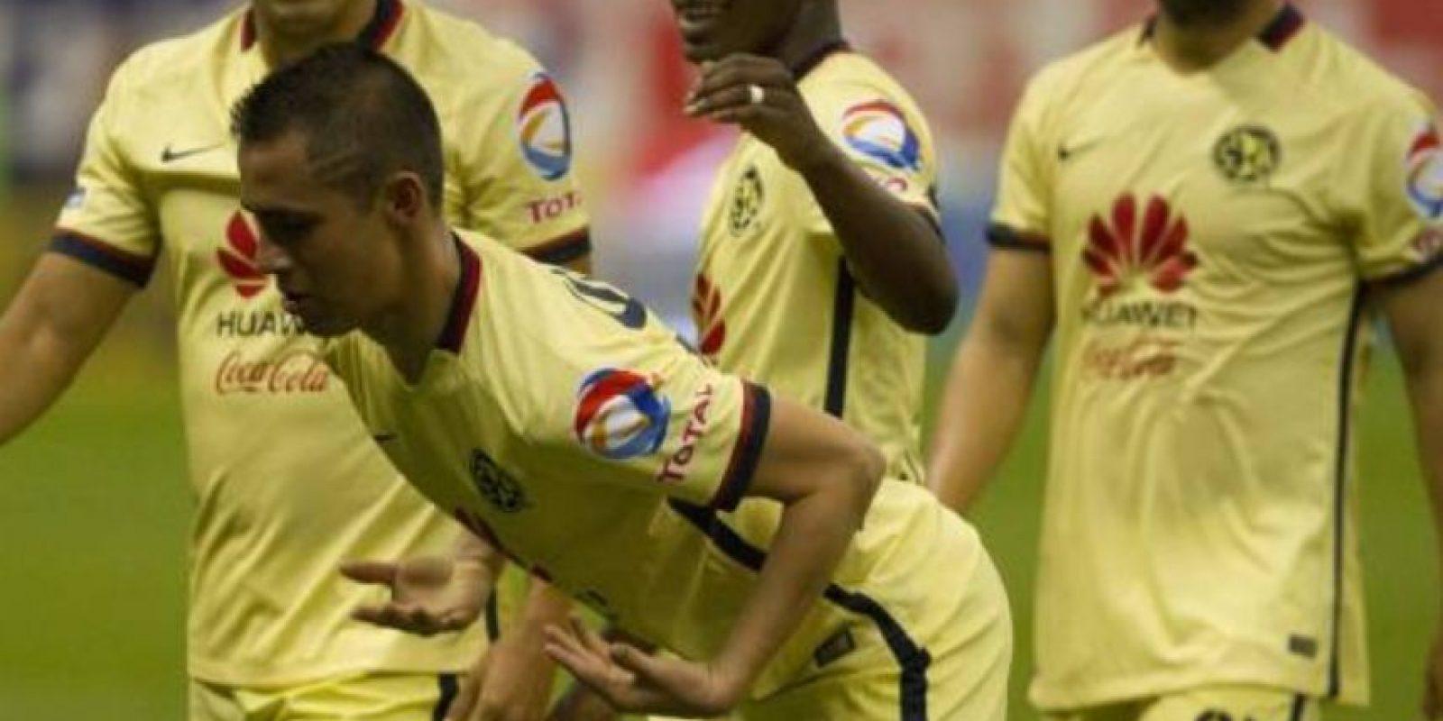 """Es la segundo participación de las """"Águilas"""" y antes habían llegado al Mundial Necaxa, Pachuca, Atlante, Monterrey y Cruz Azul. Foto:Getty Images"""