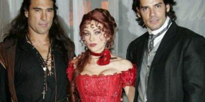 """""""Corazón Salvaje"""", de 2009. Foto:vía Televisa"""