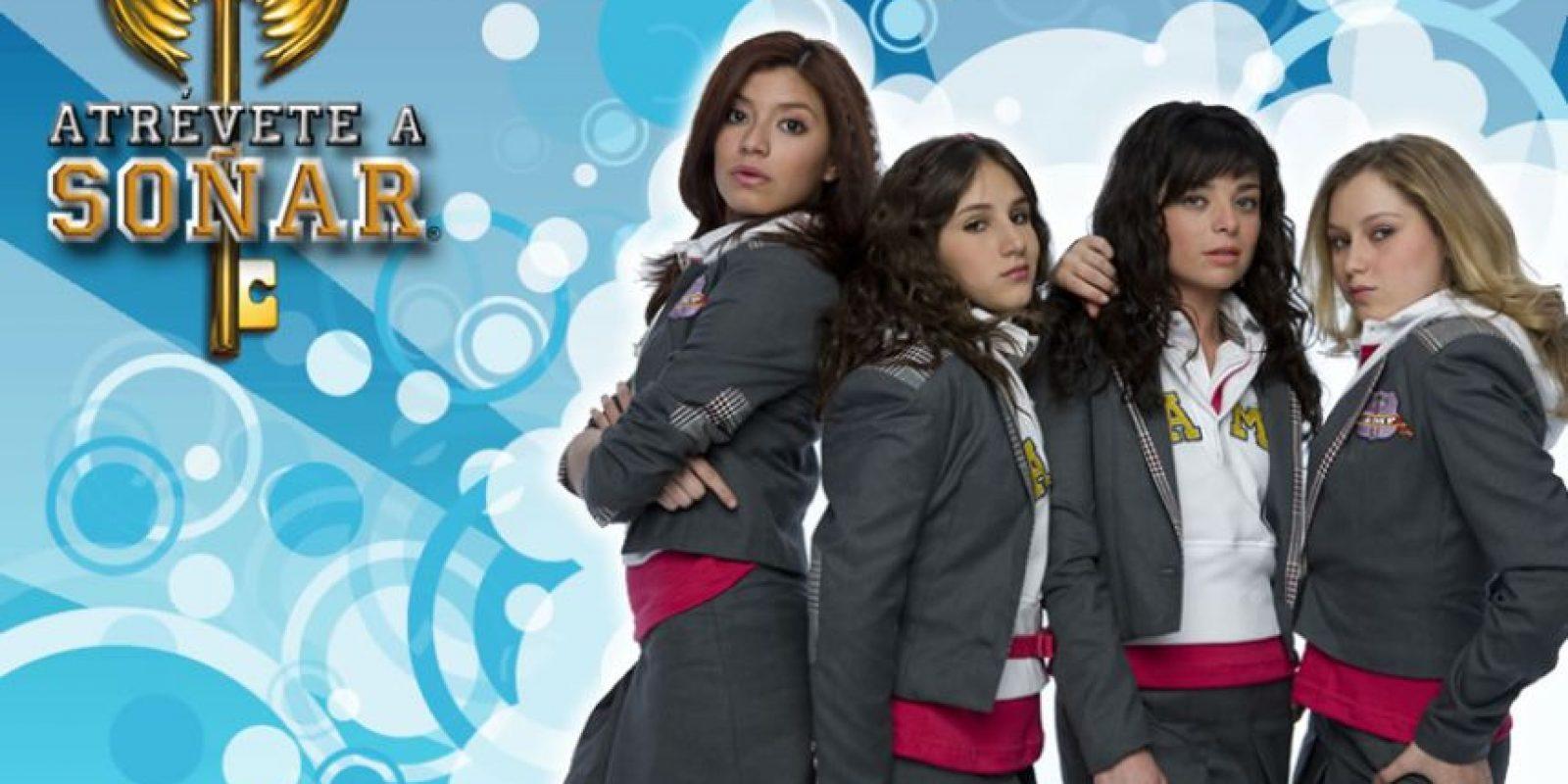 Y las actuaciones, malísimas. Foto:vía Televisa
