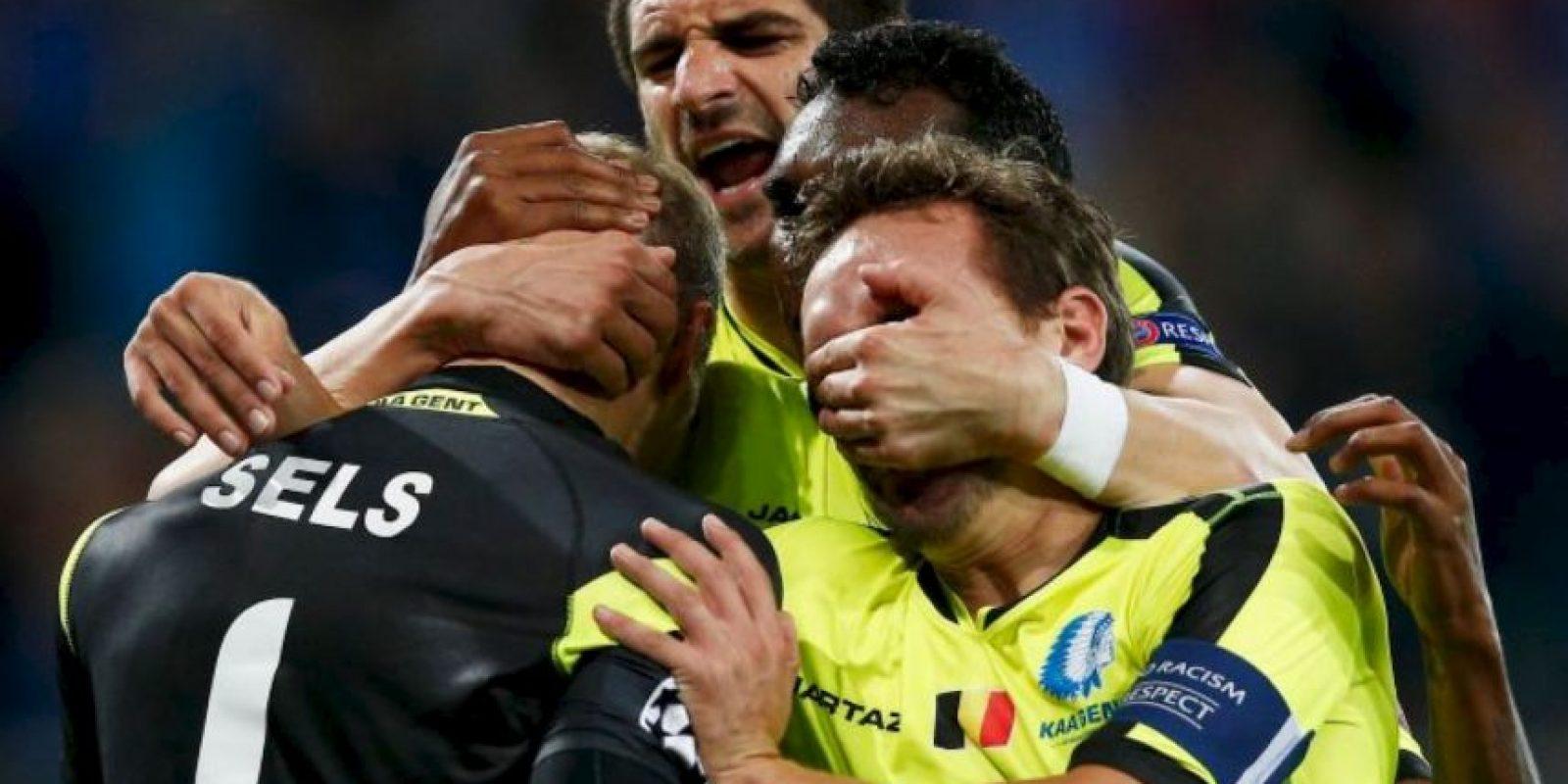 La escuadra belga dio la sorpresa en el Grupo H con 10 puntos, equivalentes a 22.5 millones de euros Foto:Getty Images