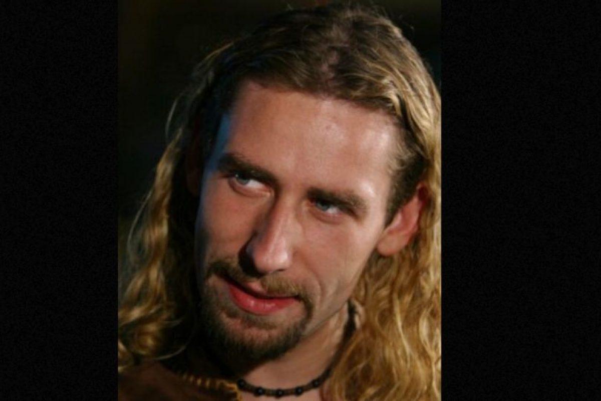 """Chad Kroeger, de """"Nickelback"""". Foto:vía Getty Images"""