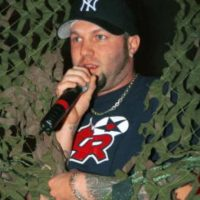 "Fred Durst, de ""Limp Bizkit"". Foto: vía Getty Images"