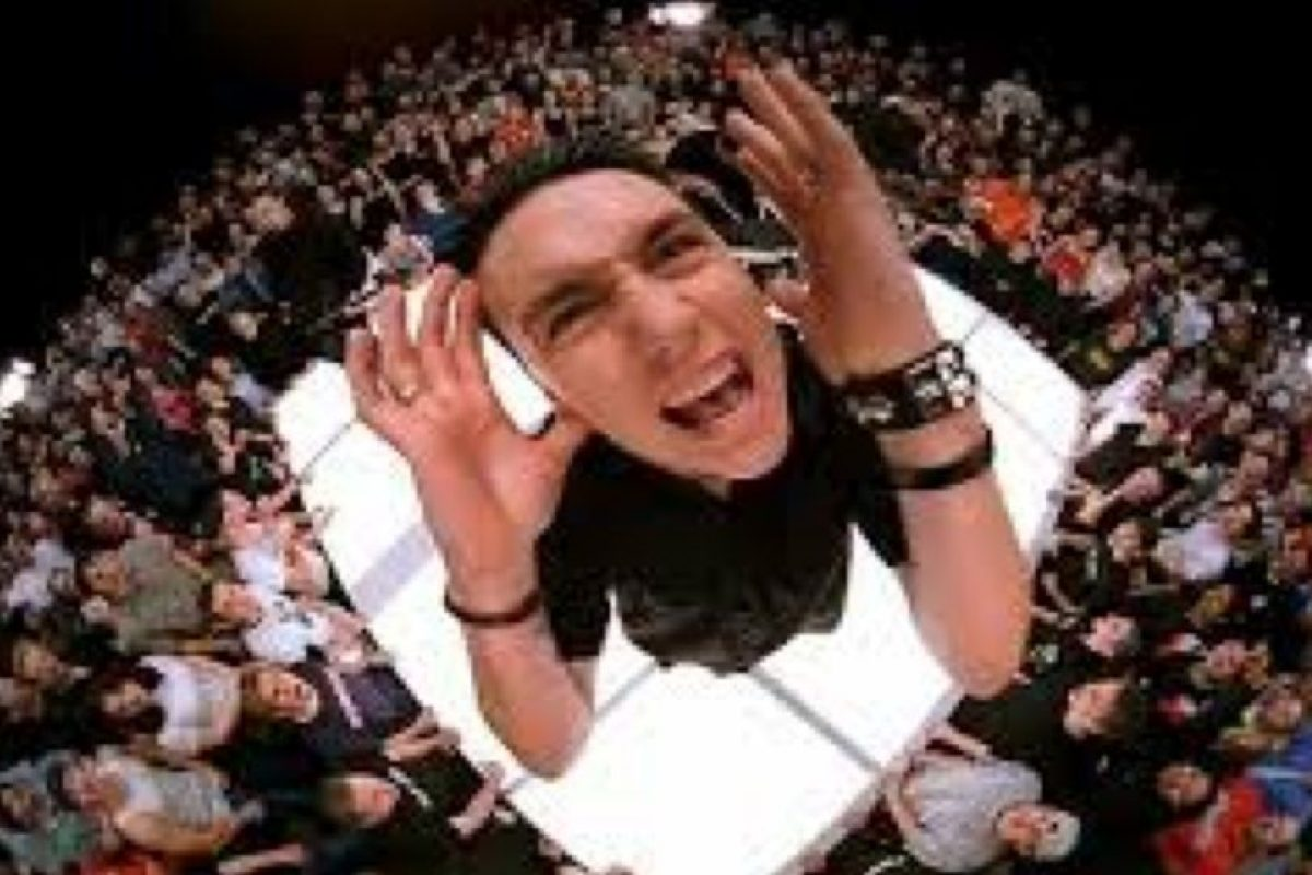 "Jacoby Shaddix, de ""Papa Roach"". Foto:vía Papa Roach/ VEVO"