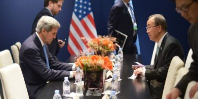 El Secretario de Estado de Estados Unidos, John Kerry, señaló que existe una gran esperanza de que se llegue a un acuerdo este sábado. Foto:AFP