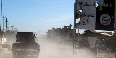 El grupo terrorista ha invadido múltiples ciudades en Siria. Foto:AFP