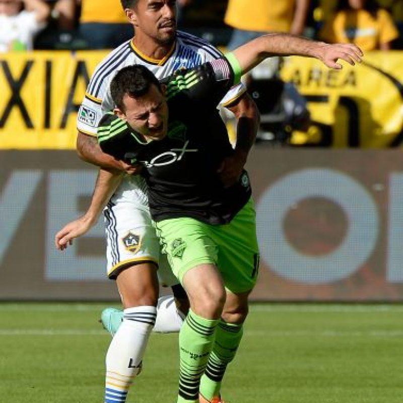 El volante fue sacado del listado de elegibles para el draft de reingreso a la MLS. Foto:Publinews