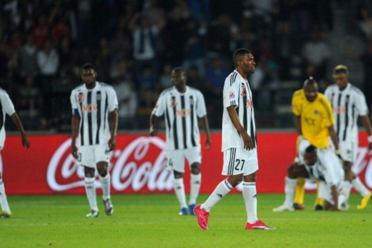 Representante de la CAF (África). Foto:Getty Images