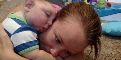 Sin embargo, en agosto pasado cumplió su primer año de vida Foto:Facebook.com/BrandonBuell
