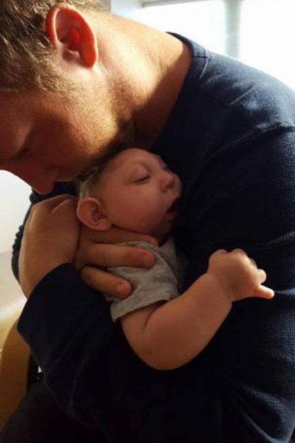 Tras su nacimiento, aseguraron que solamente podría vivir unos días, máximo unas semanas Foto:Facebook.com/BrandonBuell
