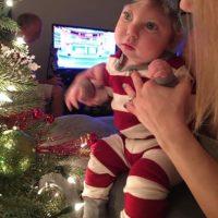 Aunque los médicos avisaron que el bebé tenía una malformación, la familia decidió que viniera al mundo Foto:Facebook.com/BrandonBuell
