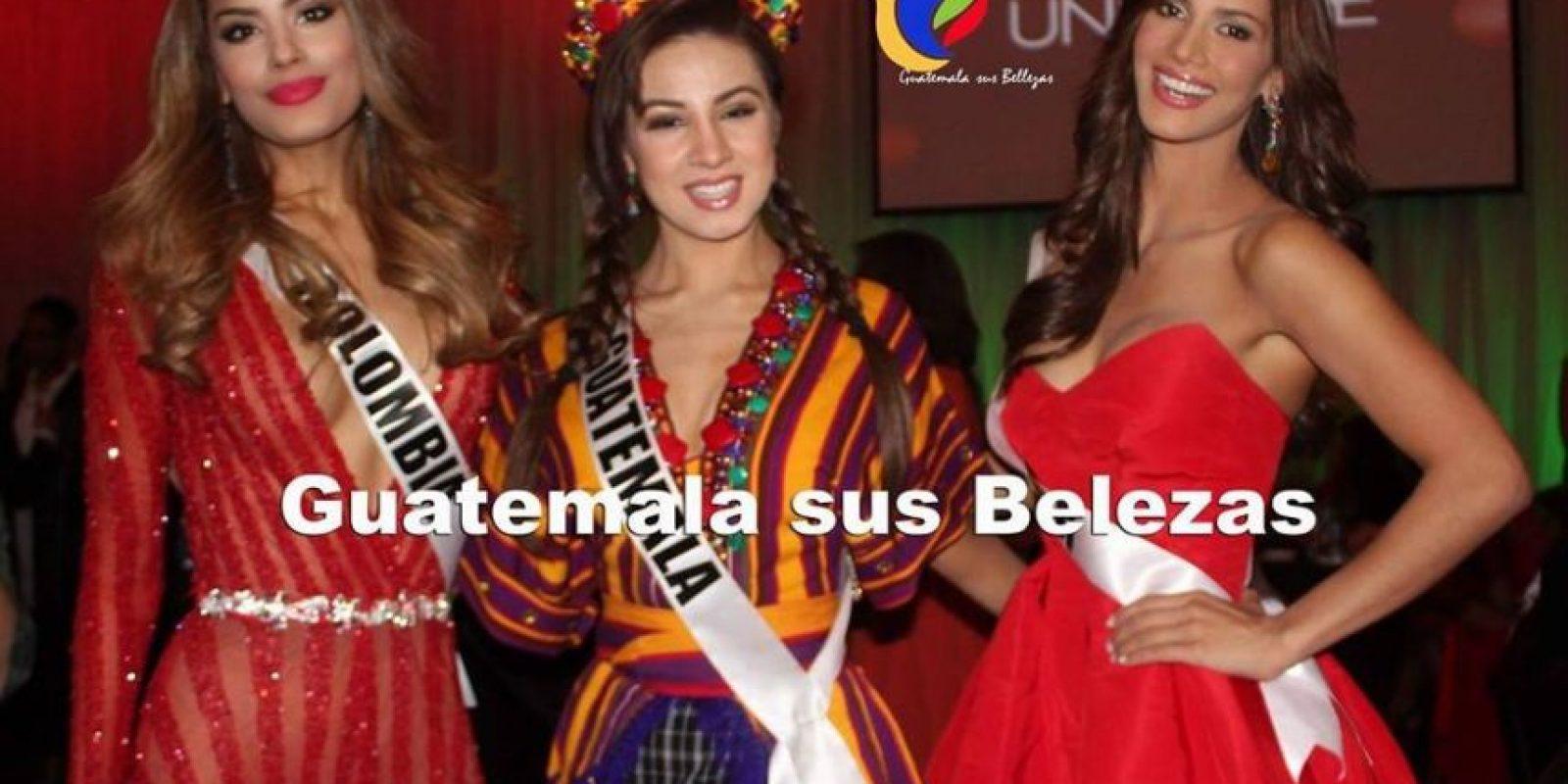 Foto:Facebook-Guatemala sus Bellezas