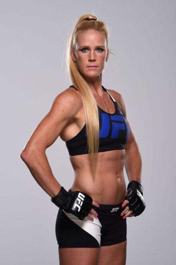 """Su apodo en los deportes de combate es """"La Hija del Predicador"""". Foto:Getty Images"""