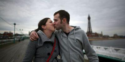"""""""Ya no es así. Estamos encontrando que el matrimonio no es necesario para cosechar los beneficios de vivir juntos, al menos cuando se trata de la salud emocional."""" Foto:Getty Images"""