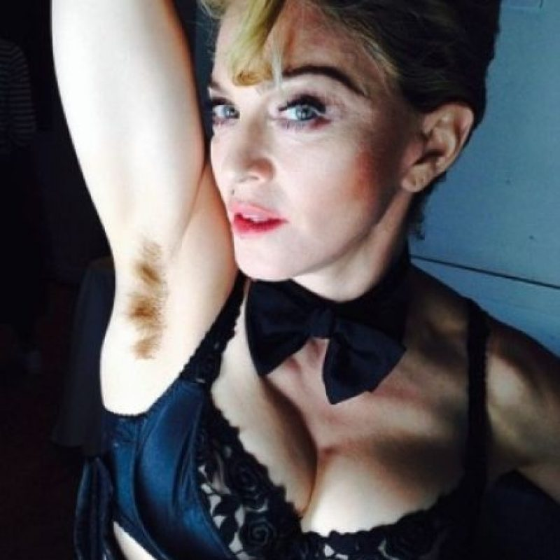 Madonna Foto:vía instagram.com/madonna