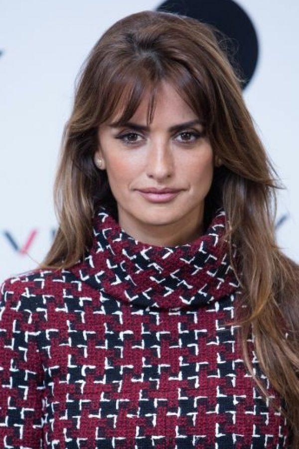 """La actriz española mostró sus vellos en la revista """"AIE Magazine"""" de 2010. Foto:Getty Images"""
