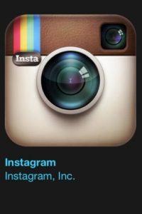 """5- """"Instagram"""". Designada como la mejor en iPhone 6s. Compartan su undo con fotos y videos. Foto:Apple"""