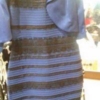 Si en el planeta hubiese tanta acción como palabrería, quizás con todas las peleas del vestido blanco/dorado azul/negro se hubiese cambiado la historia de la Humanidad. Foto:vía Facebook