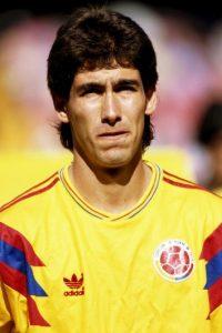 8. Andrés Escobar Foto:Getty Images