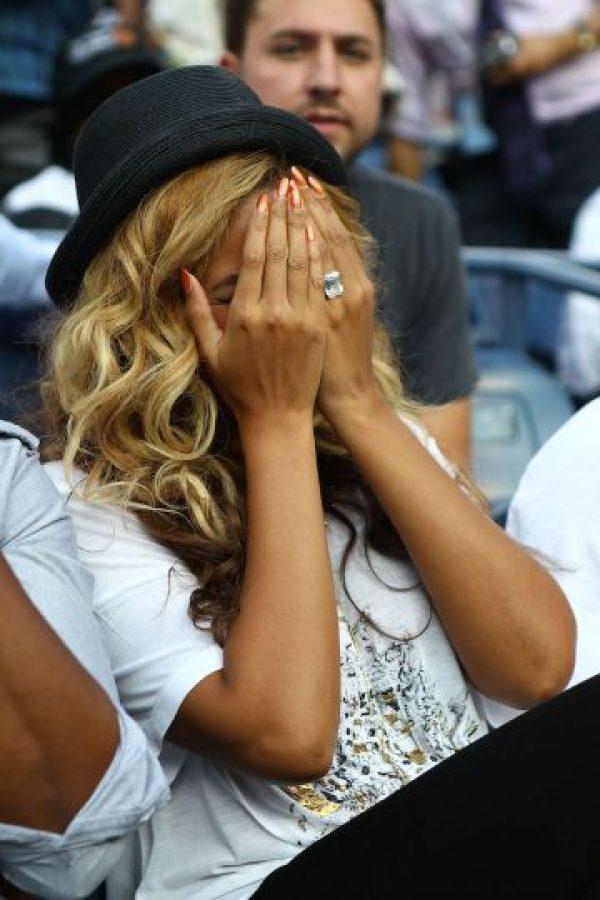 El anillo tiene un costo aproximado de 5 millones de dólares. Foto:Getty Images