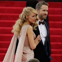 Blake Lively recibió una perla ovalada de 2.2 quilates por parte de Ryan Reynolds. Foto: Getty Images