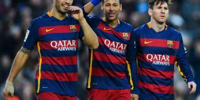 """Los """"culés"""" enfrentan al Deportivo La Coruña en el Camp Nou. Foto:Getty Images"""