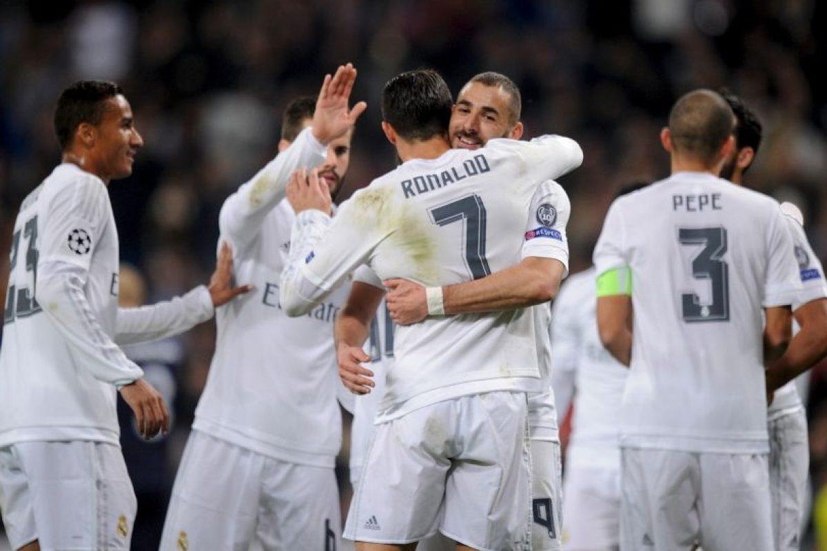 Y luego, goleó 8-0 al Malmo en la Champions League. Foto:Getty Images