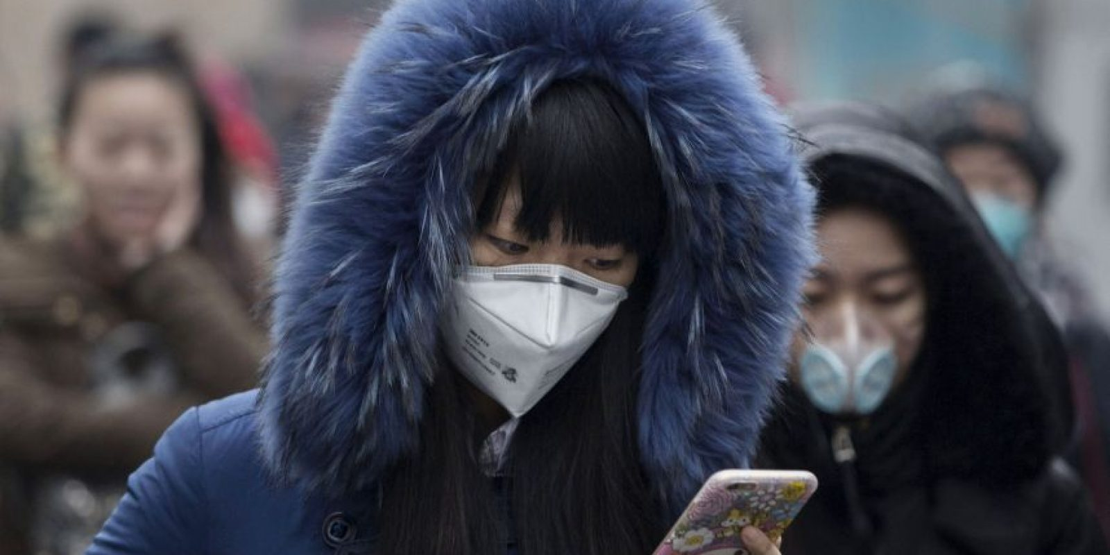 Las autoridades de la ciudad decidieron suspender las actividades al aire público Foto:Getty Images
