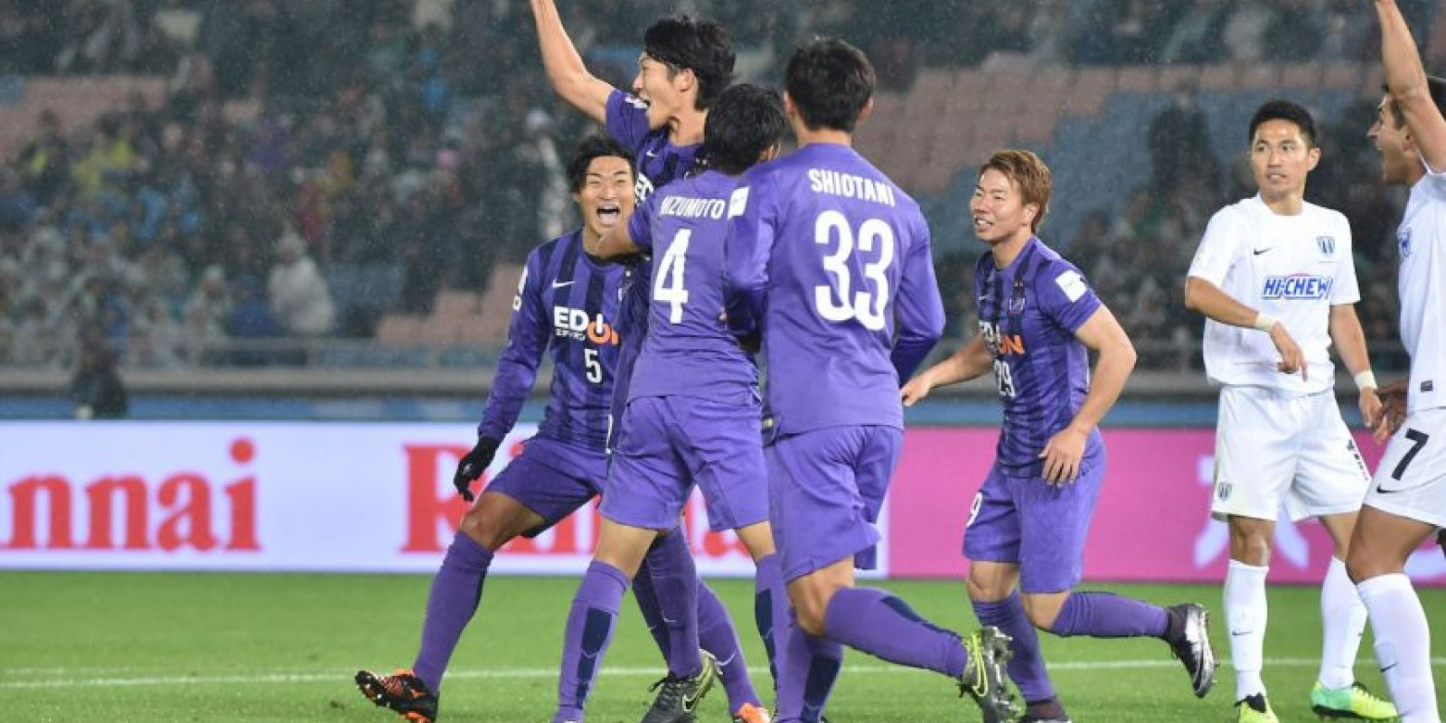 2. Sanfrecce Hiroshima Foto: Getty ImagesGetty Images