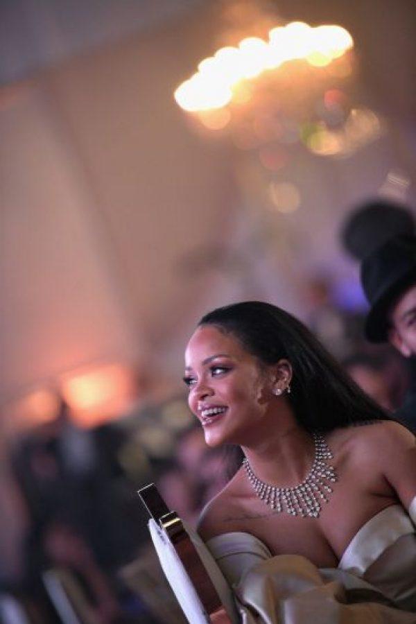 "Por segundo año consecutivo se realizó la gala benéfica ""Diamond Ball"" Foto:Getty Images"
