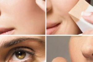 3. El uso de maquillaje en crema, barra o polvo caducado puede provocar brotes o irritación en la piel, ya que los conservadores no estarán activos para mantener el producto en buen estado. Foto:Tumblr