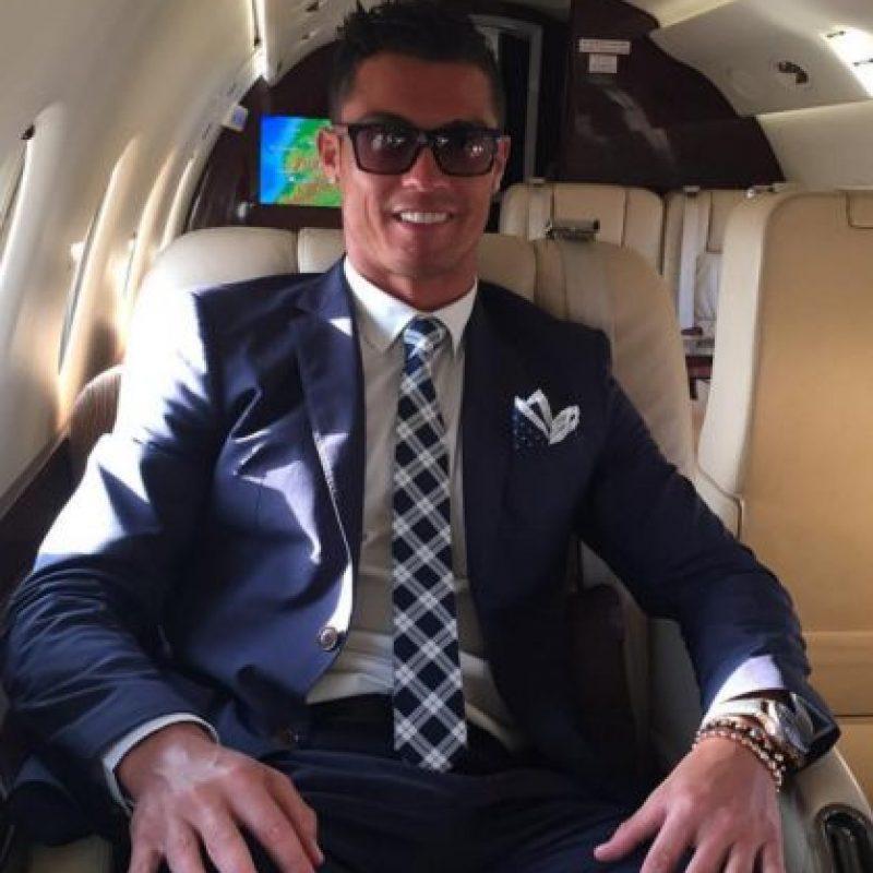 Desde hace un par de meses, Cristiano Ronaldo es protagonista de una serie de rumores por su amistad con el kickboxer marroquí Badr Hari. Foto:Vía instagram.com/Cristiano