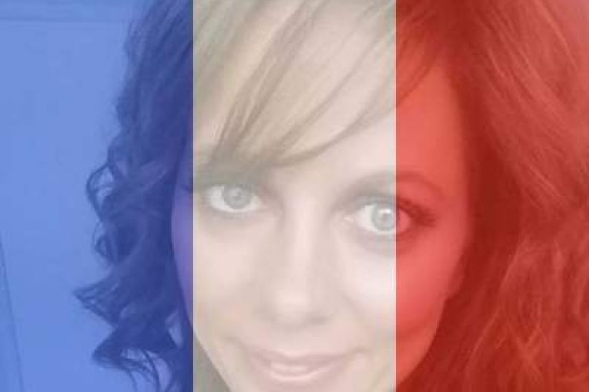 Se sumó al apoyo por las víctimas de los atentados terroristas en París el pasado 13 de noviembre Foto:Facebook.com