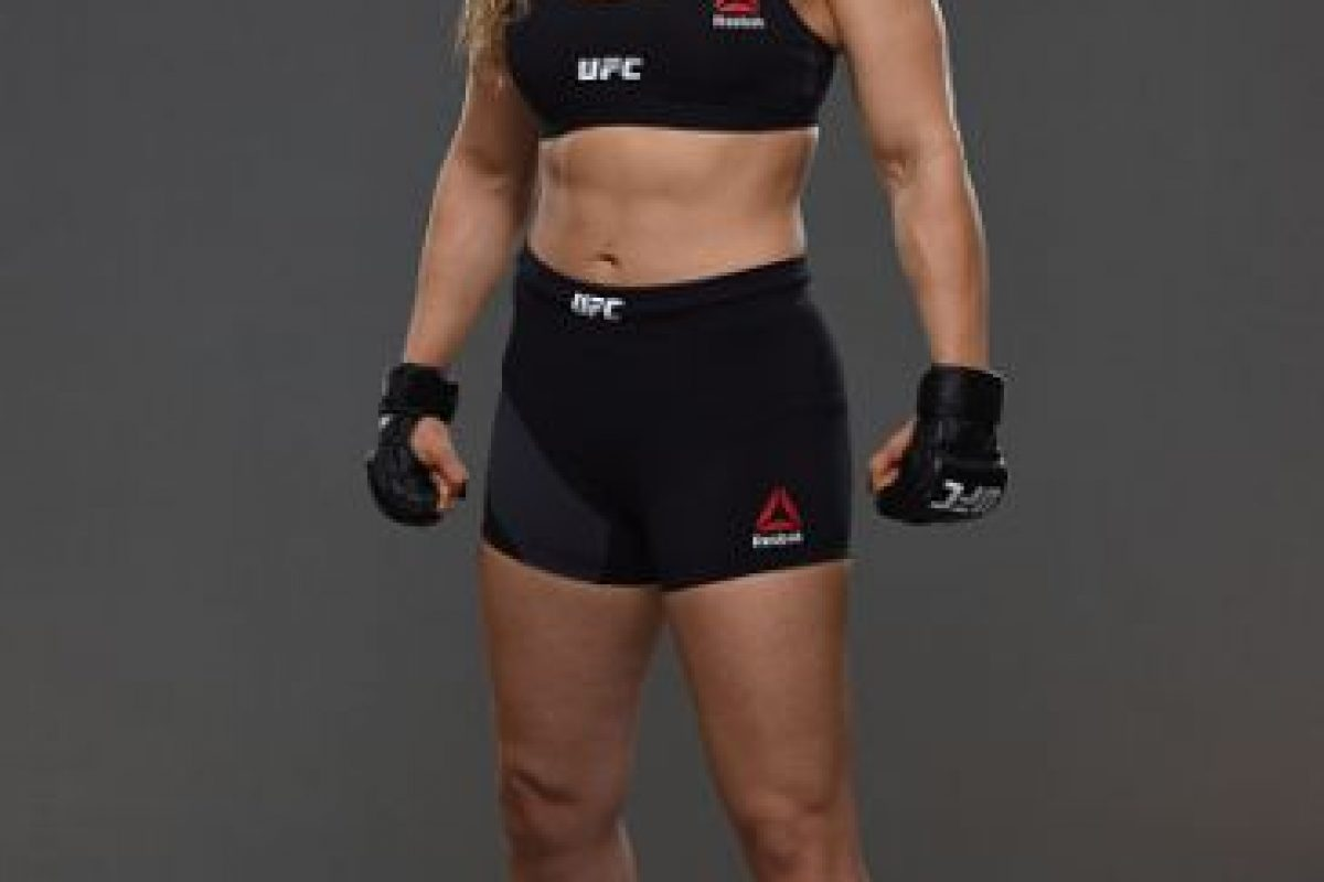 La excampeona de peso gallo de mujeres de la UFC perdió su título el pasado 14 de noviembre. Foto:Getty Images