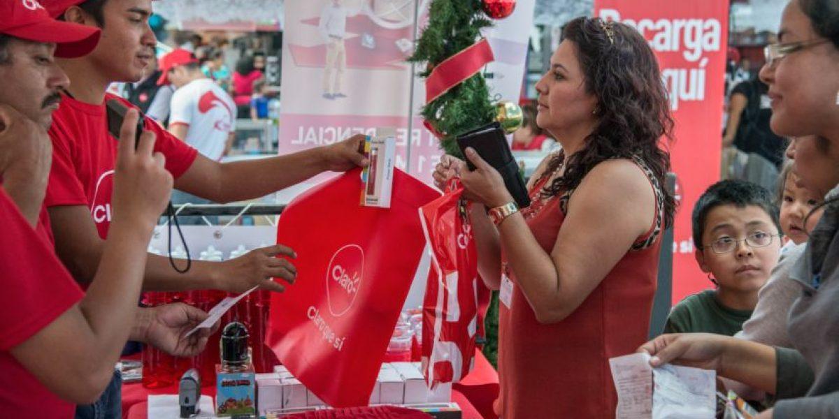 Aún tienes tiempo para acercarte a la Feria de celulares Claro