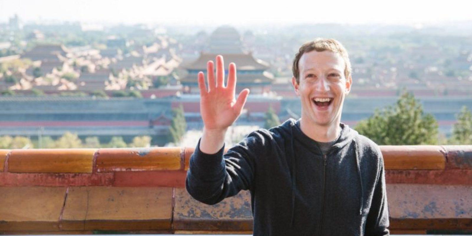 2015, el mejor año de Mark Zuckerberg. Foto:facebook.com/zuck