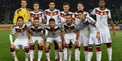 BOMBO 1: Alemania Foto:Getty Images
