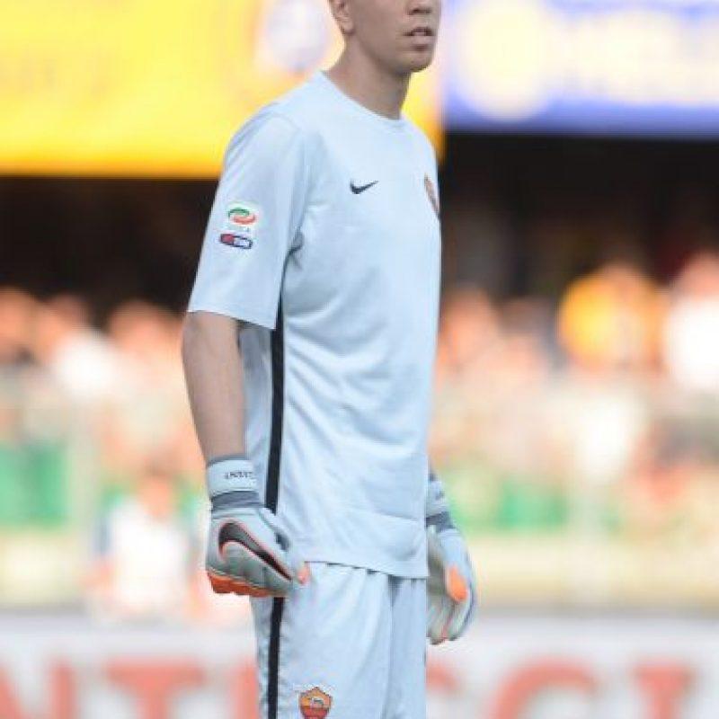 Wojciech Szczęsny es un futbolista polaco que milita en la Roma de la Serie A de Italia. Foto:Getty Images