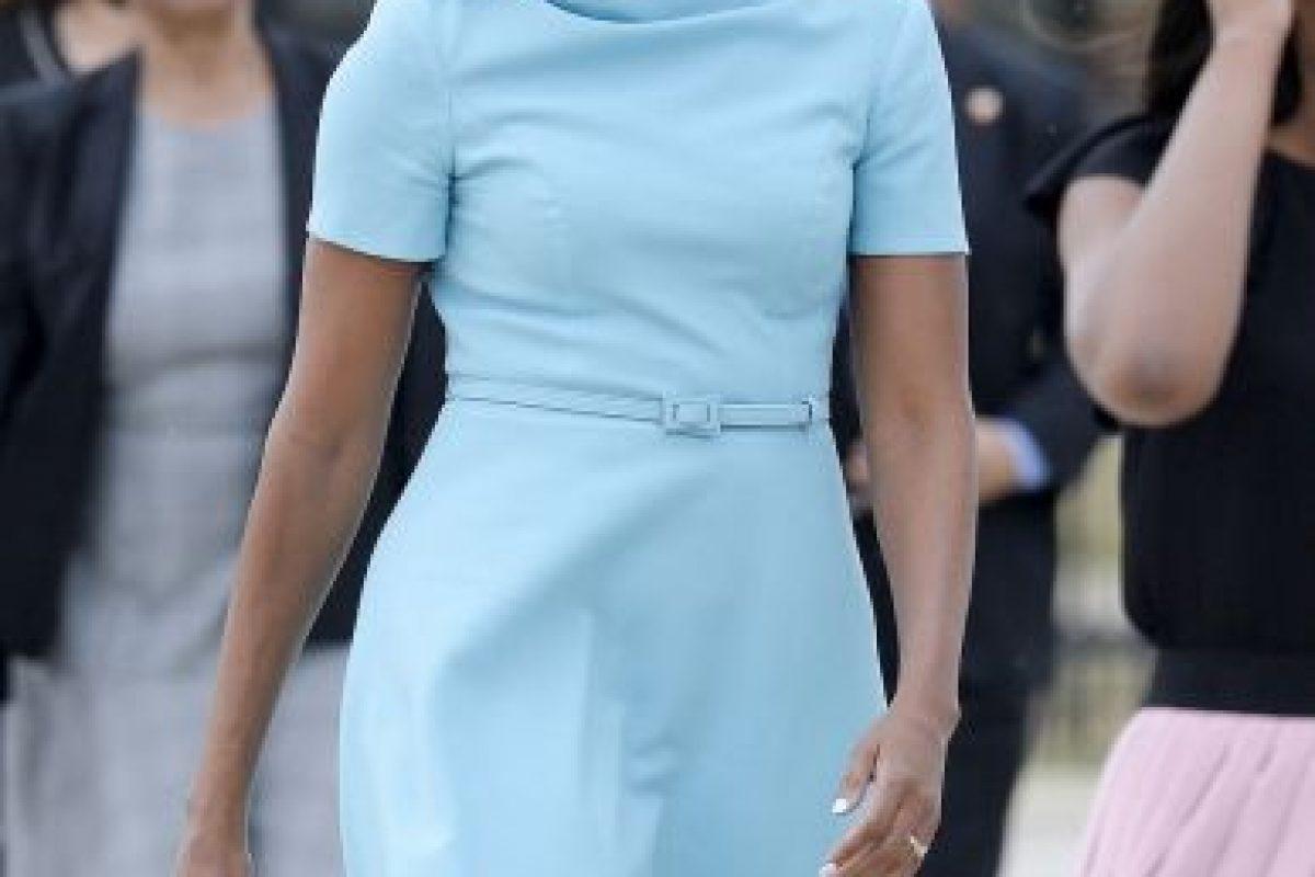 Este rememora mucho a Jacqueline Kennedy. Foto:Getty Images