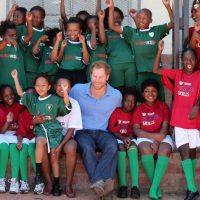 2015- Durante su gira por Sudáfrica Foto:Getty Images