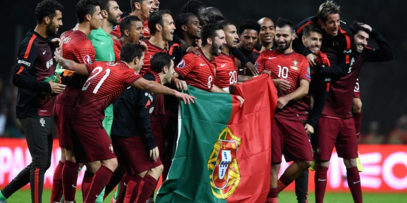 BOMBO 1: Portugal Foto: AFP