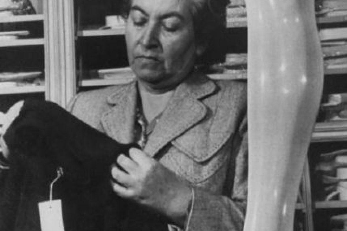 """En 1929 dedicó a su madre """"Tala"""". Esto, por su muerte. Foto:vía Getty Images"""