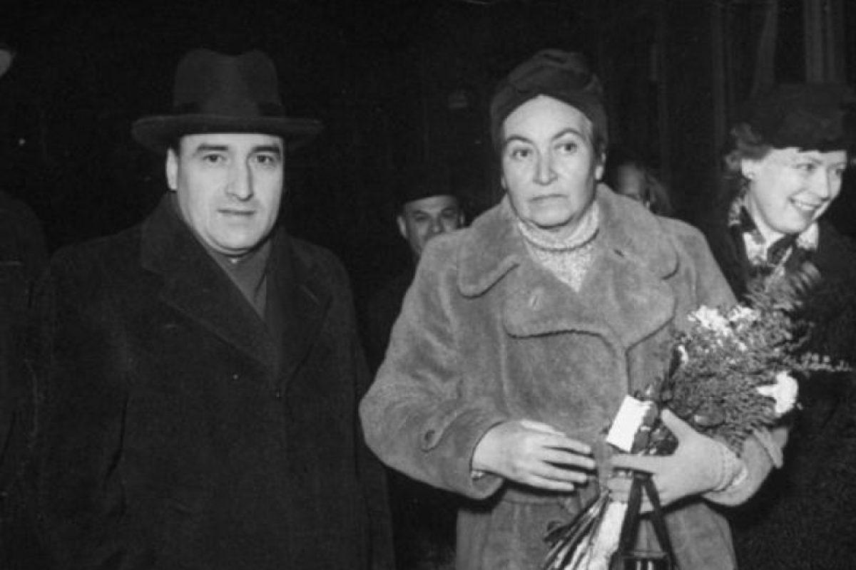 Por su extensa obra y labor educativa tuvo grandes reconocimientos. Ganó el premio Nobel en 1945, siendo la primera mujer latinoamericana en obtener este galardón. Foto:vía Getty Images