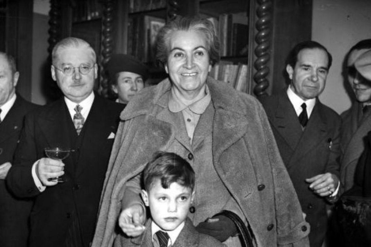 También fue cónsul de su país en los años 30. Foto:vía Getty Images